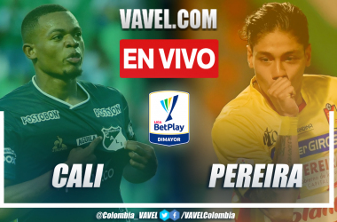 Resumen: Cali vs Pereira (2-1)  en la fecha 11 por Liga BetPlay 2021-II