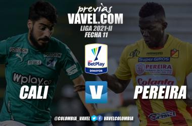 Previa Deportivo Cali vs. Deportivo Pereira: duelo donde no se puede dar ventajas