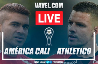 Gol e melhores momentos de América de Cali x Athletico Paranaense (0-1)