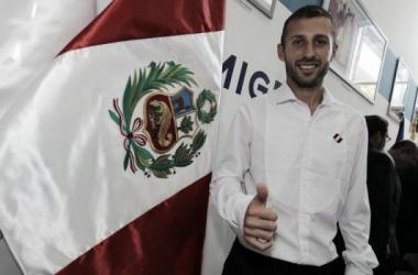 Horacio Calcaterra llegó al Perú en el 2011 / Foto: Depor
