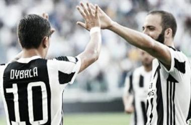 Goleó Juventus