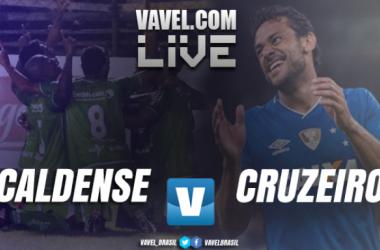 Cruzeiro x Caldense AO VIVO hoje pelo Campeonato Mineiro (1-0)