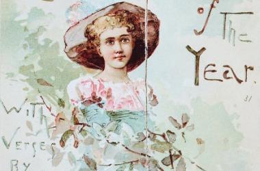 Calendar of the Year (1891), de Austin Dobson (1840-1921)