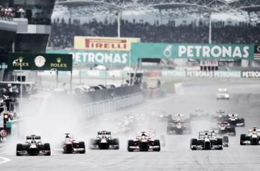 Cambios en el calendario de la temporada 2014 de Fórmula 1