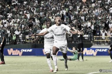 Deportivo Cali ganó el clásico verde