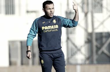 """Calleja: """"Un triunfo certificaría que el equipo ha dejado atrás ese mal momento"""""""