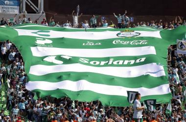 """<p class=""""MsoNormal"""">Los aficionados regresarán a ambientar las tribunas después de ausentarse en la liguilla del Guard1anes 2020 (Foto: Milenio)<o:p></o:p></p>"""