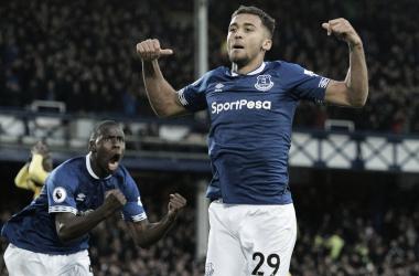 Everton saca tres puntos con autoridad ante un Crystal Palace muy inferior