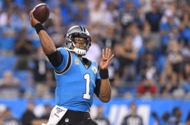 Cam Newton coupé, les Panthers ont la patte dure
