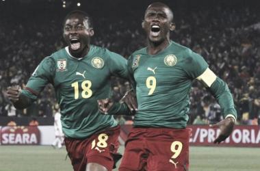 Camerún se niega a viajar a Brasil
