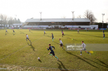 Although Wolves have played Chorley before, they have never visited the 4,300 capacity Victory Park.(Photo by James Gill - Danehouse/Getty Images)