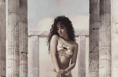 Camila para su nuevo album Romance. Fuente: instagram (camila_cabello)