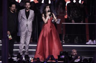 Cabello fue la gran triunfadora de los EMA este año / Foto: MTV