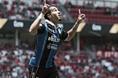 Camilo Sanvezzo confía en la salvación// Foto: Futbol Total