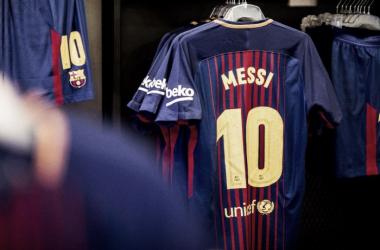 La nueva 'piel' del Barça
