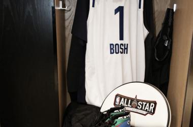 Chris Bosh, el espíritu de los Toronto Raptors