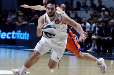 El Real Madrid aplasta al Valencia Basket y jugará la final (91-68)