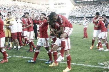 Vitória SC x Benfica : Boas novas vindas de Belém fazem Jesus saltar do Berço