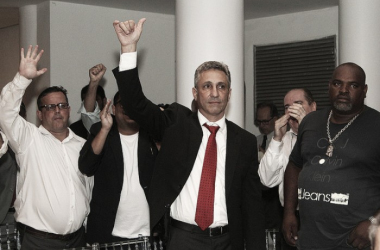 """Após vitória na eleição do Vasco, Campello comemora: """"A mudança venceu"""""""