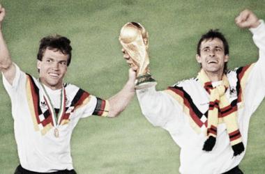 Alemania en los mundiales