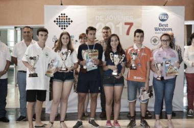 Gerard Ayats campeón de España sub 16
