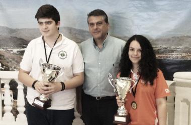 Salvador Guerra Rivera se proclama campeón de España sub16