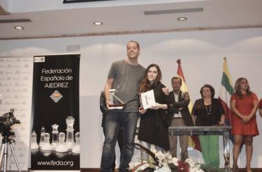 Francisco Vallejo revalida el título de Campeón de España