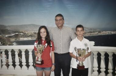El andaluz Lance Henderson, campeón de España sub 14