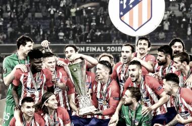 Resumen de la temporada Atlético de Madrid: los torneos del todo o nada
