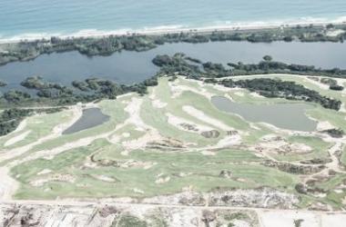 Panorámica del Campo Olímpico de golf. Foto: COI.
