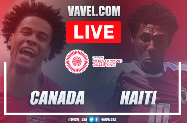 Highlights:Canada 0-0 Haiti in 2021 CONCACAF Men's Olympic Soccer Qualifying