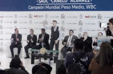 Alfredo Castillo reitera compromiso con deportistas durante este 2016