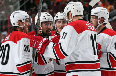 Will there be postseason celebrations in Carolina? (Photo: NHL.com)