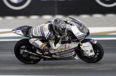 Aron Canet GP de Valencia 2020 | Foto: teamaspar.com