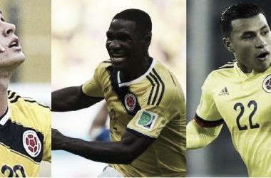 La cantera 'verdiblanca' predomina en la Selección Colombia