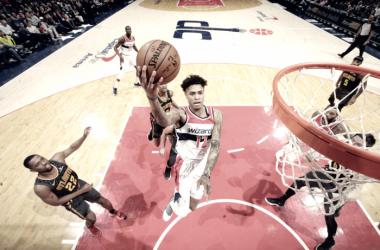 NBA - Washington sul velluto contro Atlanta, Clippers superati da New Orleans - Fonte immagine: www.twitter.com/WashWizards