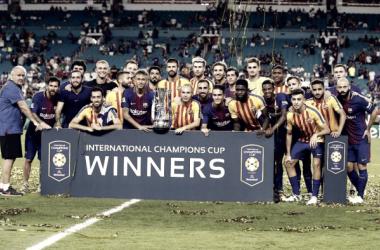 Real Madrid-FC Barcelona, puntuaciones del Barcelona