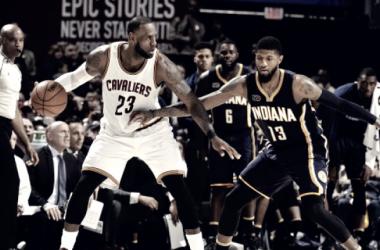 NBA Playoffs - Cleveland contro Indiana: non solo James e George