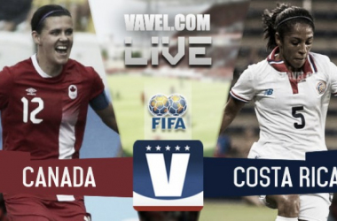 Result and Goals Canada 6-0 Costa Rica in 2017 International Friendly