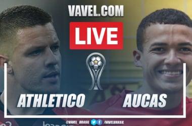 Gols e melhores momentos de Athletico x Aucas (4-0)