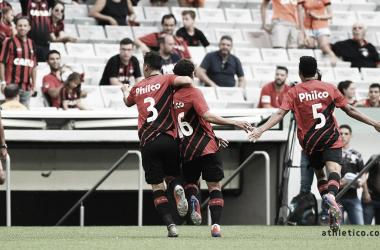 Foto: Divulgação/Twitter Oficial Athletico