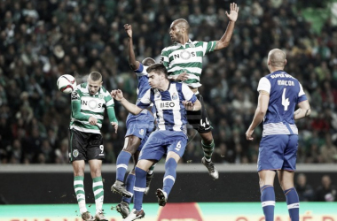 Os verde e brancos foram os vencedores do duelo táctico // Foto: Facebook do Sporting CP