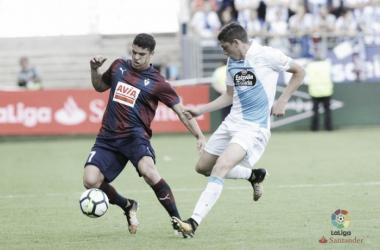 Eibar - Deportivo: puntuaciones del Eibar, jornada 8 de La Liga Santander