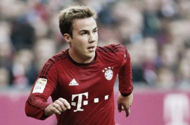 Gotze não teve o percurso desejado ao serviço do Bayern de Munique // Foto:express.co.uk