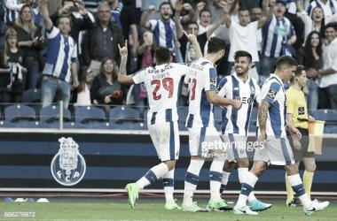 Porto vence Belenenses e coloca a pressão no lado do Benfica (3-0)