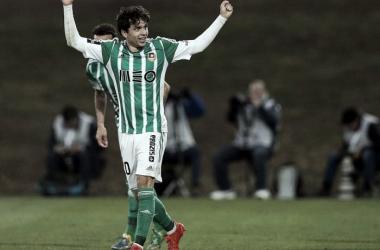 O jogador do Rio Ave estará a caminho da Luz // Foto: maisfutebol.iol.pt