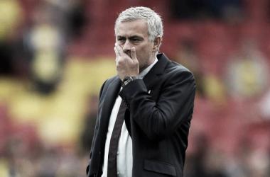 José Mourinho voltou a perder na Premier League // Foto: Tim Ireland/AP