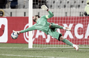 Rui Patrício tem dado nas vistas e pode mesmo vir a abandonar o Sporting // Foto: Facebook do Sporting CP