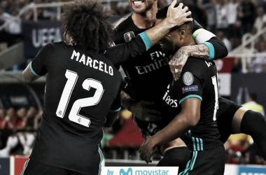 Foto: Facebook do Real Madrid CF