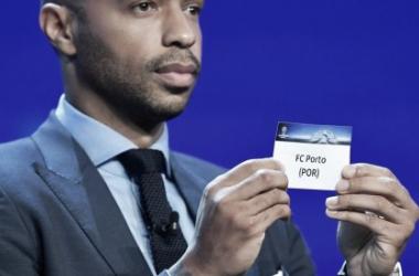 O Porto está no Grupo G // Foto: pt.uefa.com